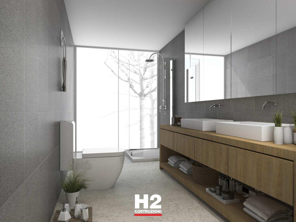 Appartamento - ristrutturazione bagno