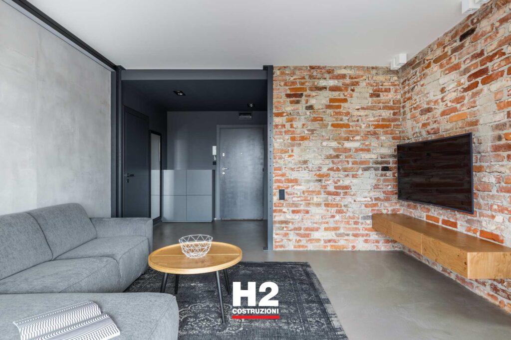 Appartamento - arredo interni