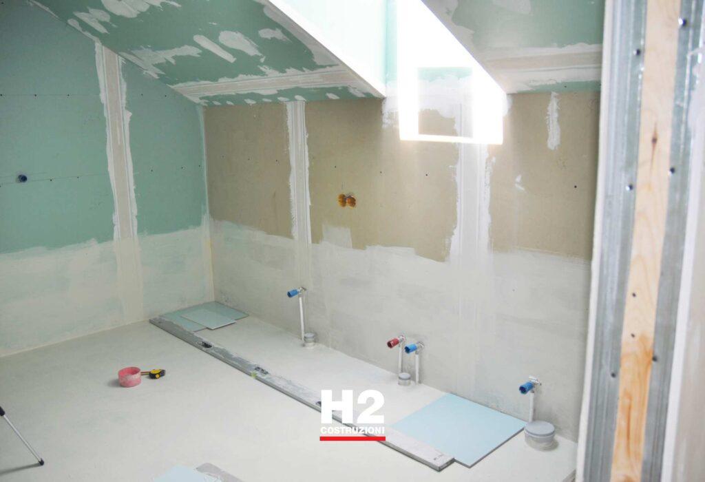 Appartamento - impianto idraulico