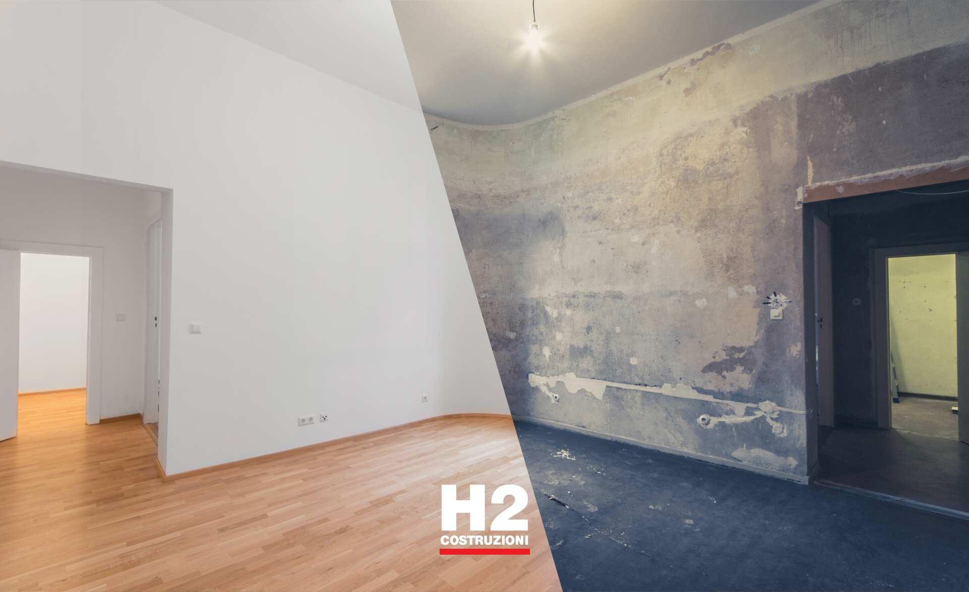 H2 Costruzioni: impresa edile ristrutturazioni