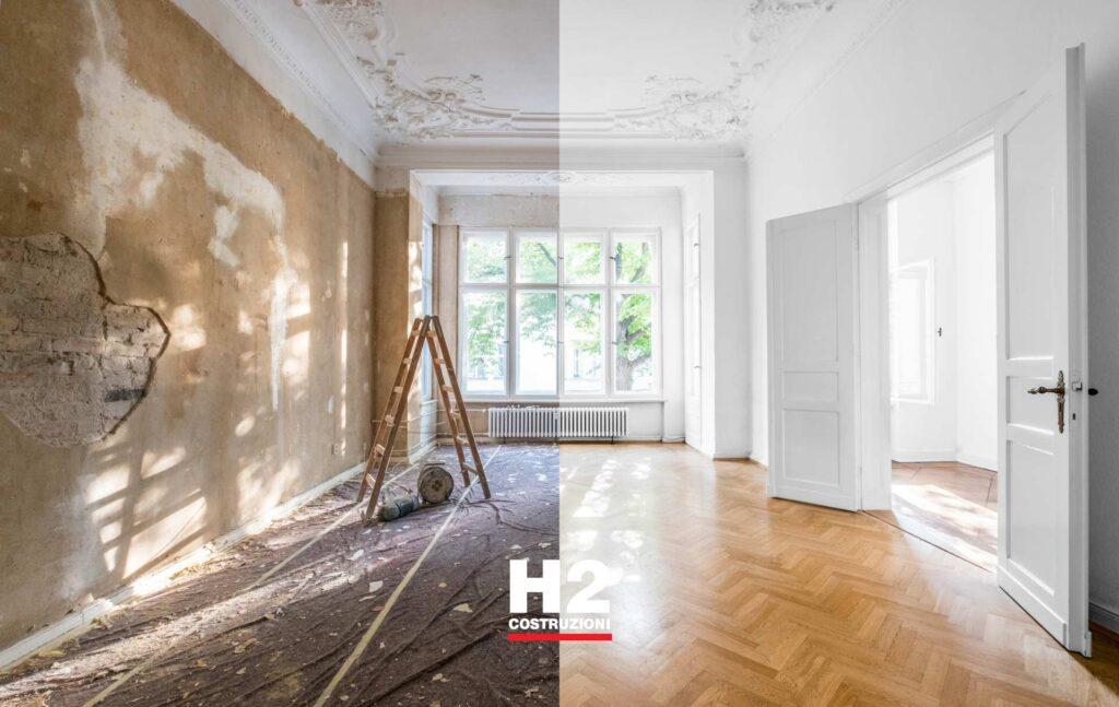 Appartamento - ristrutturazione completa