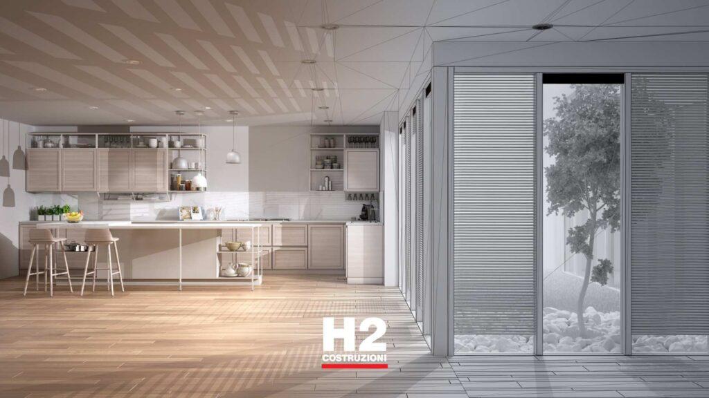 Preventivo ristrutturazione appartamento Monza e Milano