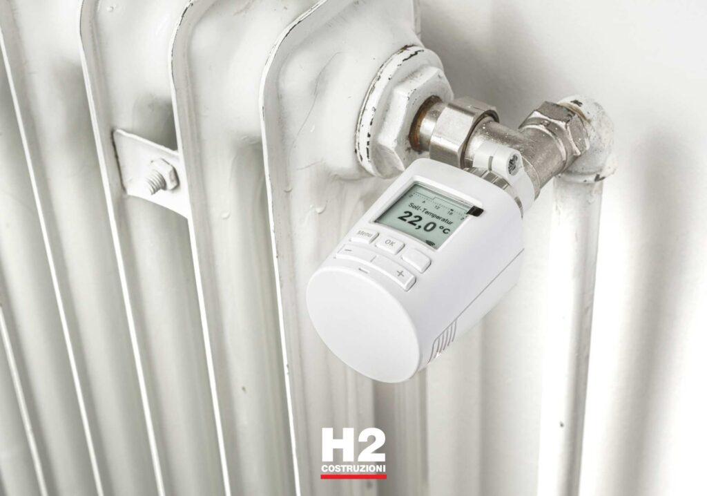 Appartamento - impianto termoidraulico