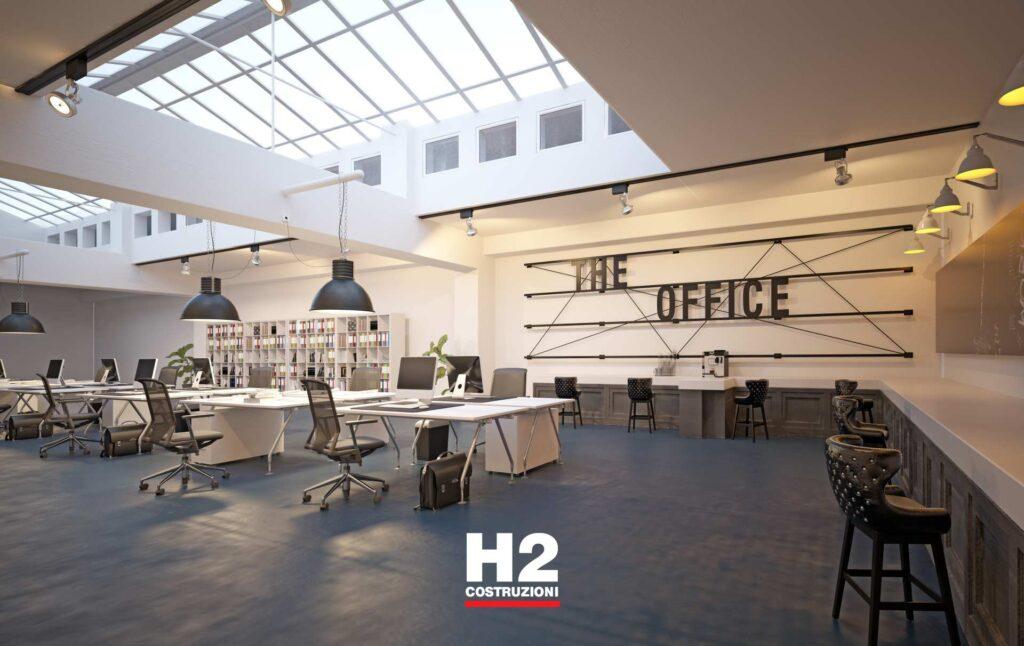 Ristrutturare uffici - idee