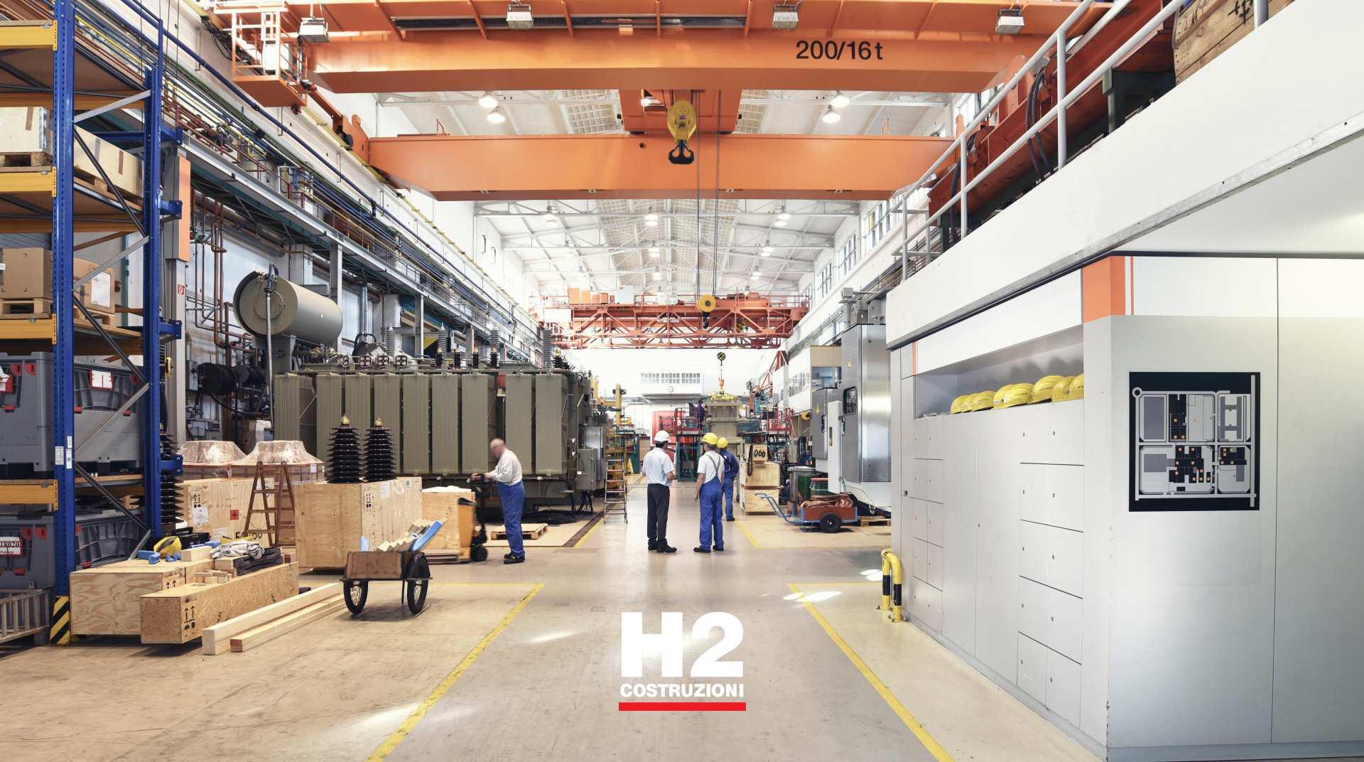 Preventivo manutenzioen aziende, capannoni, officine