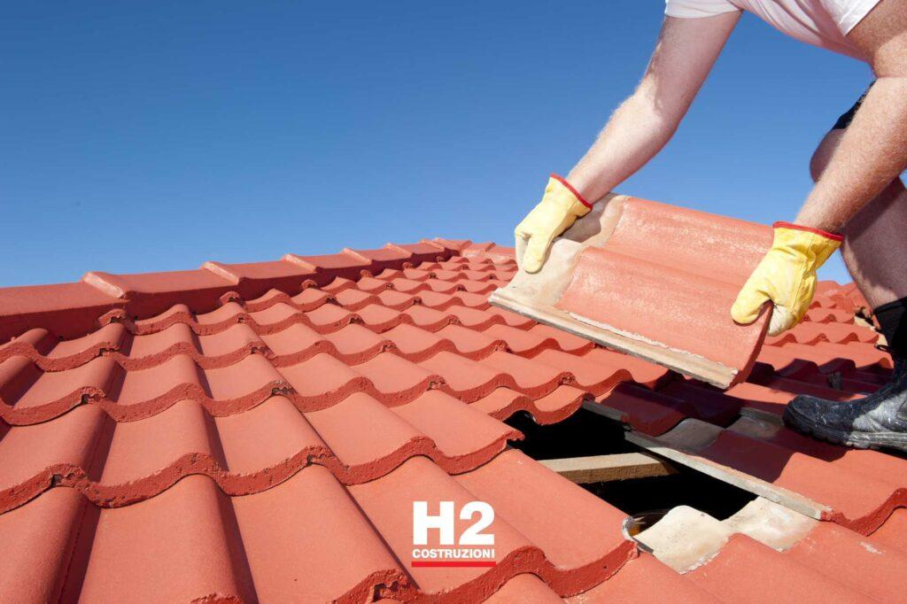 Condominio - manutenzione tetti