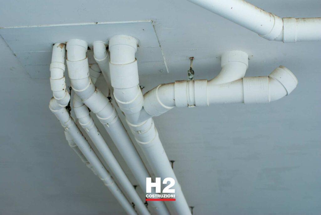 Condominio - manutenzione impianti fognari