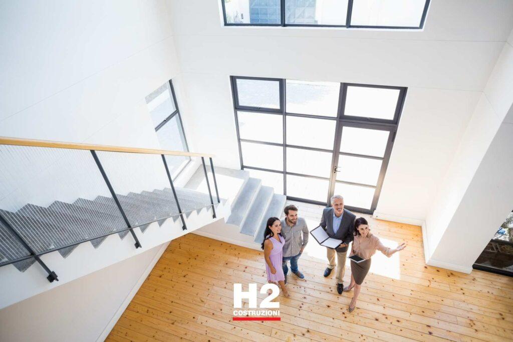 Progetti architetti - agenzie immobiliari