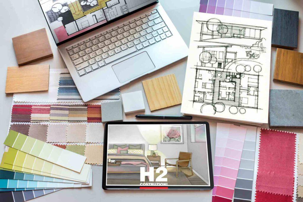 Ristrutturare casa - progettare