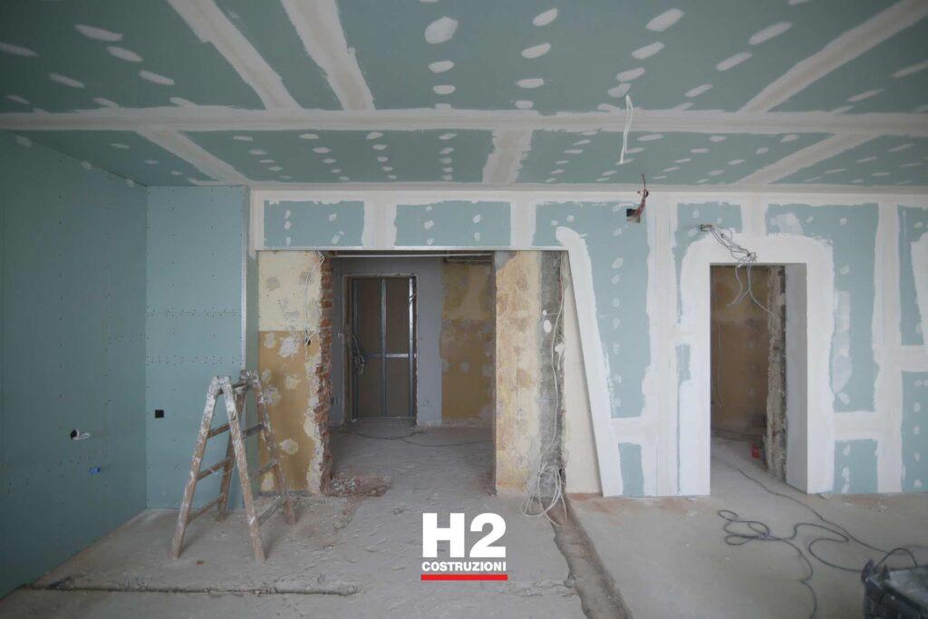 Studi uffici - ristrutturazione pareti