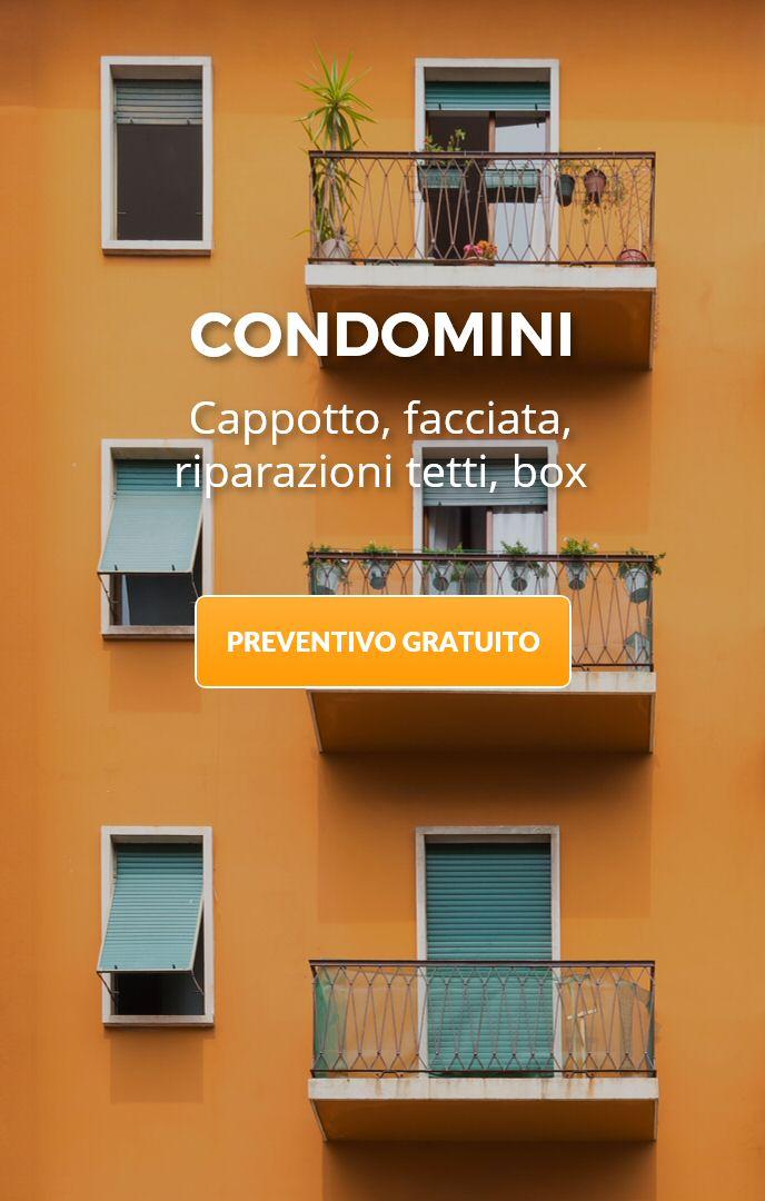 Manutenzione completa di condomini, tetti, facciata, cappotto - H2 Costruzioni