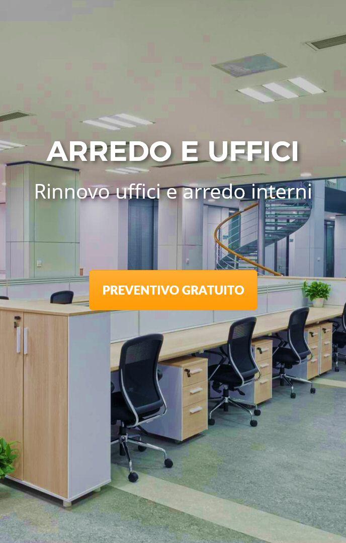 Ristrutturazione e rinnovo di uffici, studi e open space - H2 Costruzioni